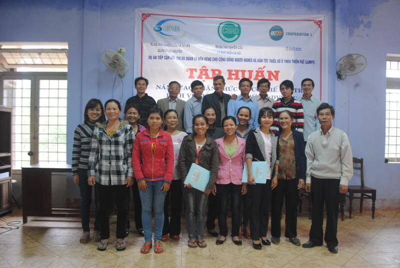 """Consultancy for final evaluation of the project  """"CSRD 2013-2016 Land Right for Indigenous People"""""""