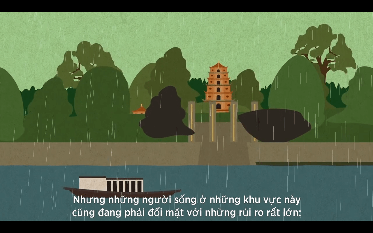 Tăng cường khả năng chống chịu lũ lụt ở vùng đô thị và ven biển tỉnh Thừa Thiên Huế