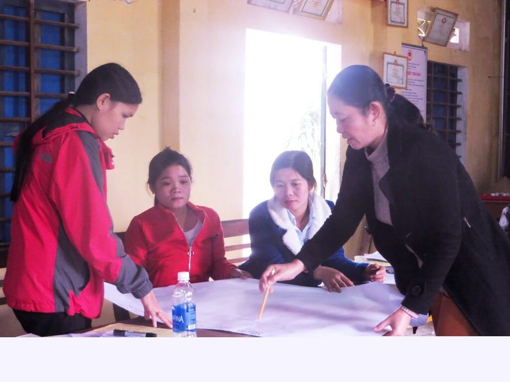 Working with the Community on Disaster Risk Management