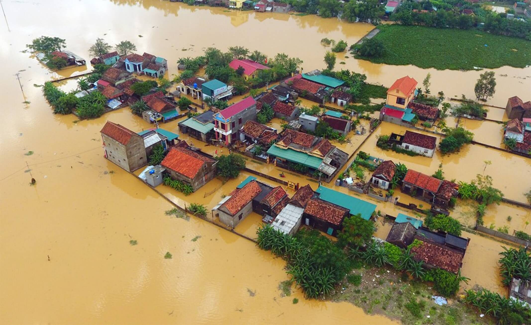 Ecosystem-based adaptation to increase flood resilience of vulnerable people – Evidence from central Vietnam