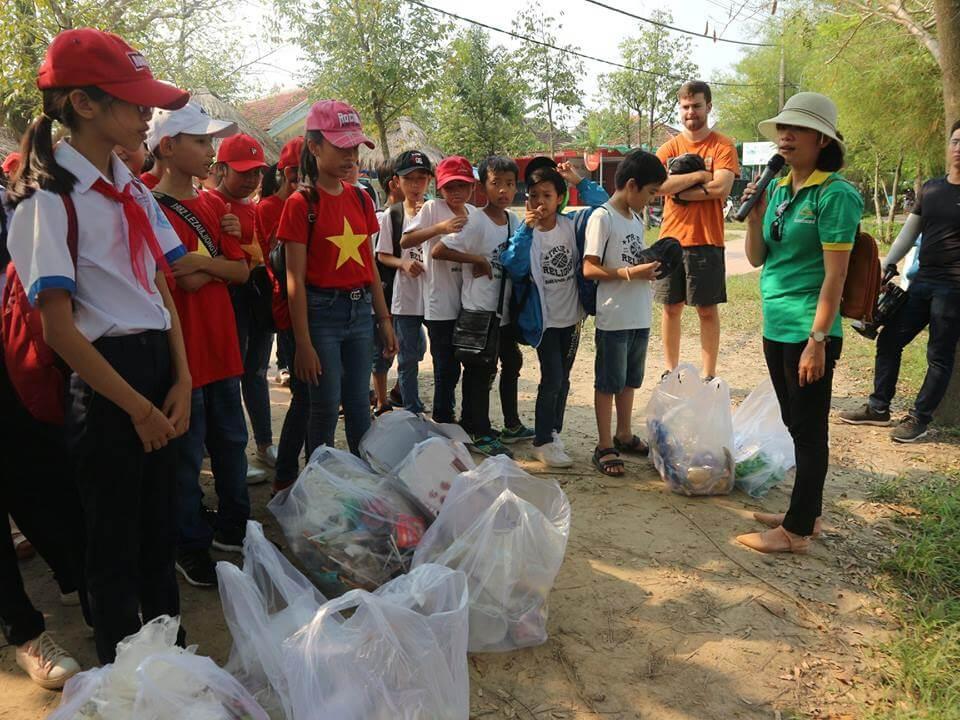 Giảm thiểu ô nhiễm rác thải nhựa ở tỉnh Thừa Thiên Huế