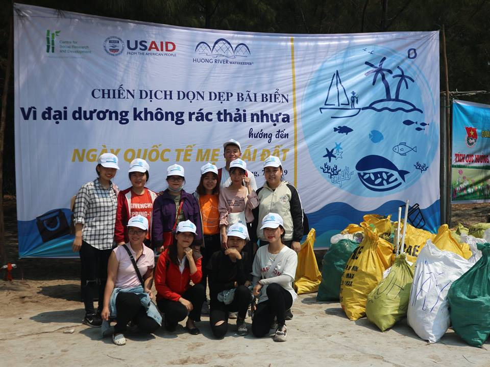 Local Efforts to Reduce, Reuse, and Recycle in Vietnam