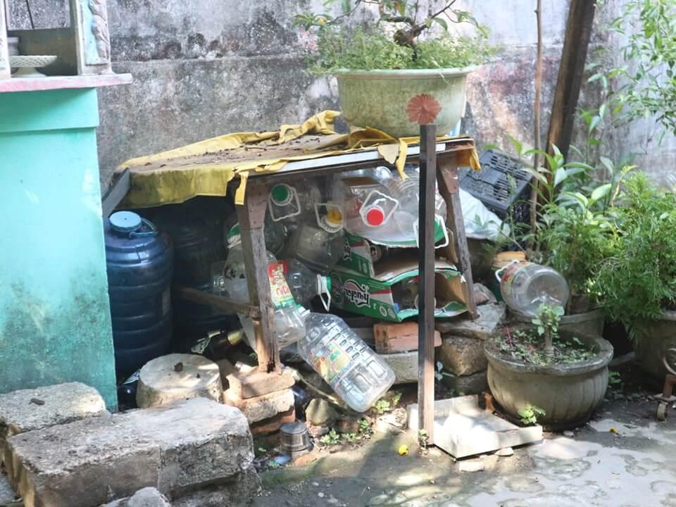 Khảo sát phân loại rác thải tại hộ gia đình