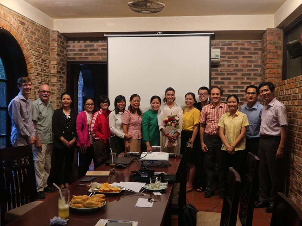 Share the research results about project The Value chain of recyclable in Hue City