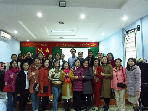 Nâng cao nhận thức về Bạo lực tình dục cho phụ nữ ở tỉnh Thừa Thiên Huế